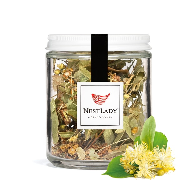 Product Detail - NESTLADY Dried Linden Flower& Leaf Tea from BULGARIA - Select Kosher Non-irradiated Natural and Premium Quality 10g - image 0