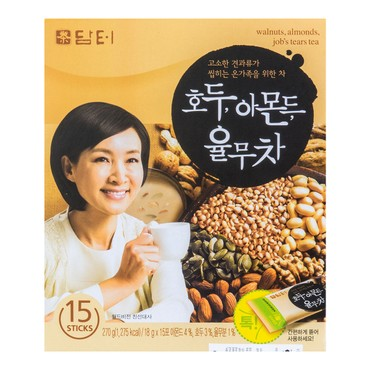 Damtuh walnut almond adlay tea 270g