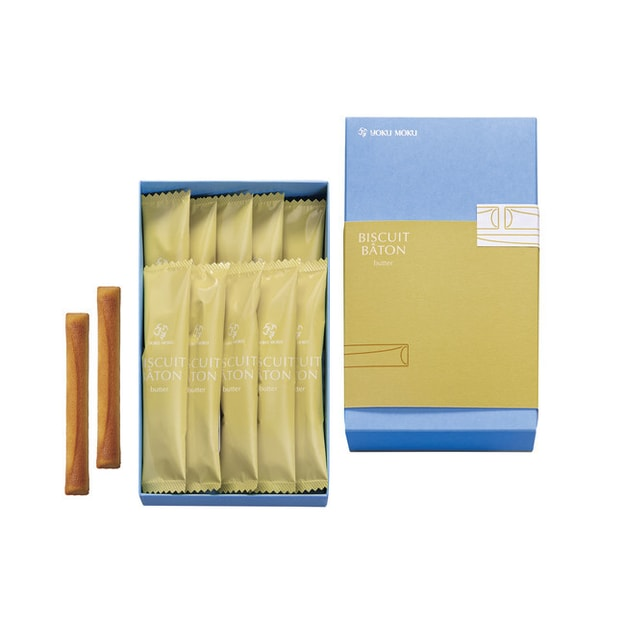 Product Detail - YOKU MOKU Casual Gift  Butter Biscuit Baton 10pc - image 0
