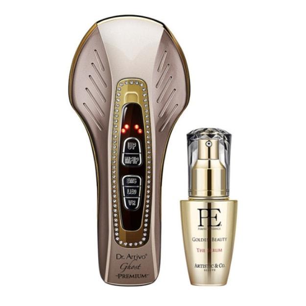 Product Detail - DR.ARRIVO MIRACLEK Zeus Beauty Equipment Golden - image 0
