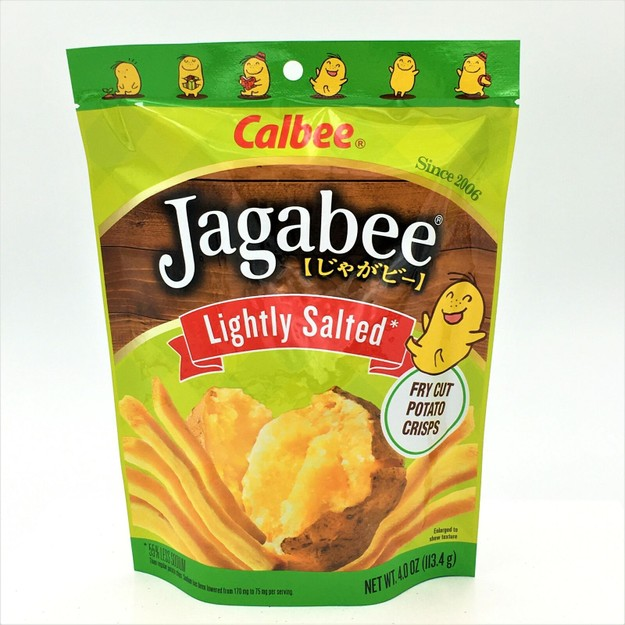 Product Detail - JAGABEE Potato Cut French Fries Crisp Lightly Salted 113.4g - image  0