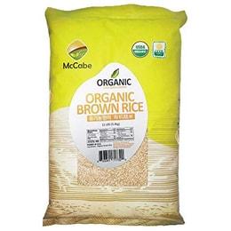 McCabe Organic Brown Rice 12-Pound