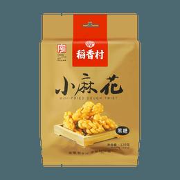 稻香村 小麻花 黑糖味 120g