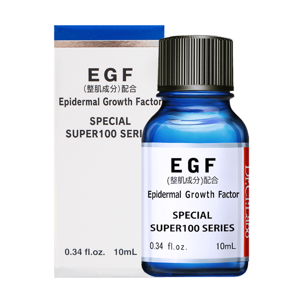 Product Detail - DR. CI:LABO EGF Special Super100 Series10ml - image 0