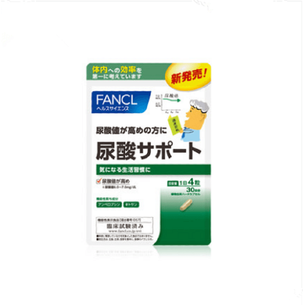 Product Detail - FANCL Uric acid support 120pic - image 0