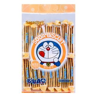 尚贤 DORAEMON苏打饼干 香葱味 无添加蔗糖 350g