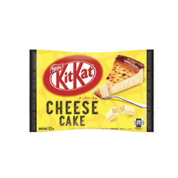 KIT KAT Cheese Cake Flavor Wafer 12pc