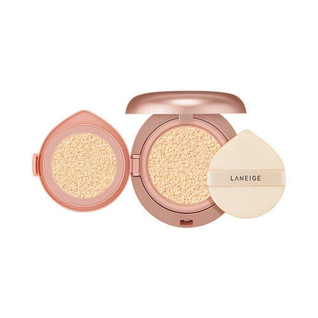 Product Detail - LANEIGE Layering Cover Cushion & Concealing Base #23 Sand 16.5g - image 0