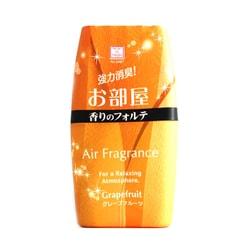日本KOKUBO小久保  房间用液体除臭芳香剂 卧室清新剂 葡萄柚香 200ml