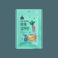 韩国Master Hee's 朴香姬 海苔酥 原味 20g 儿童拌饭佳品