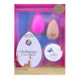 美国BEAUTY BLENDER  美妆蛋套组 清洁皂1个+美妆蛋2个+镜子1个 节日限定版