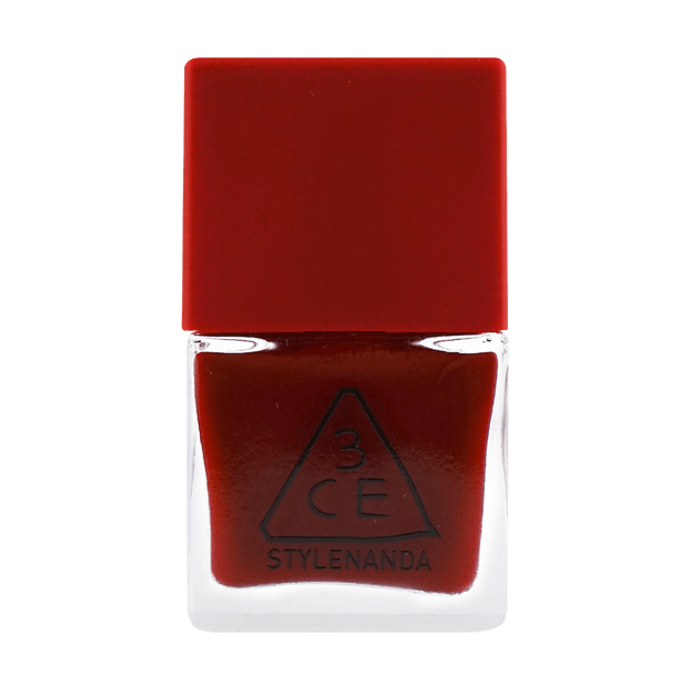 Product Detail - 3CE MOOD RECIPE Long Lasting Nail Lacquer #RD09 10ml - image 0