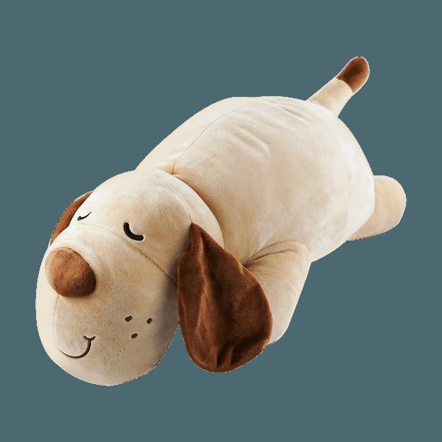 Product Detail - Miniso Large Size Dog Plush Toy#Khaki - image 0