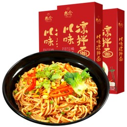 XIANGNIAN Sichuan Spicy Cold Noodle 318g