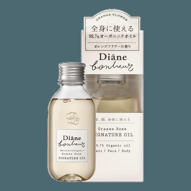 Product Detail - Moist Diane Bonheur grasse rose signature oil 100ml - image 0