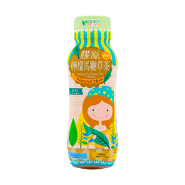 润之泉·润心田 膠原柠檬马鞭草茶 330ml
