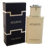 Kouros by Yves Saint Laurent for Men - 3.3 oz EDT Spray