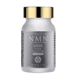 KOWA Mirai Lab NMN6000 High Purity Anti-aging 60 tablets