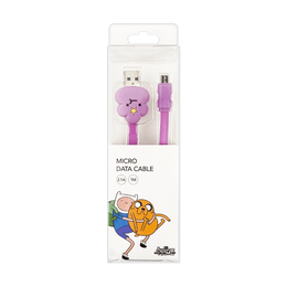 Miniso Adventure Time- Micro Data Cable (Lumpy Space Princess)