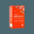 韩国DR.LIV 胶原蛋白果冻 红石榴味 10枚入