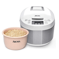 AROMA Ceramic Multi-Function Rice Cooker 12 Cups ARC-6206C 2.5L Up to 12 Cups of Cooked Rice
