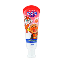Japan Kid's Toothpaste #Strawberry 40g