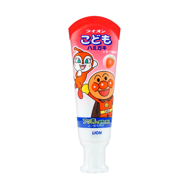 Product Detail - Japan Kid\'s Toothpaste #Strawberry 40g - image  0