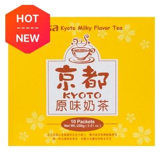 台湾CASA卡萨 京都原味奶茶 10包入 250g