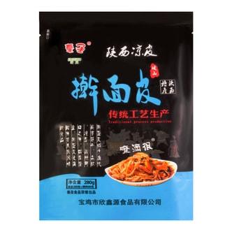 秦圣 岐山擀面皮 酸辣味 280g