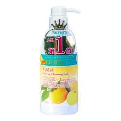 NURSERY Makeup & UV Cleansing Gel Yuzu 500ml