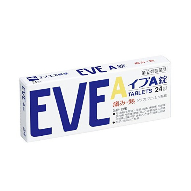 EVE Painkillers 24Tablets