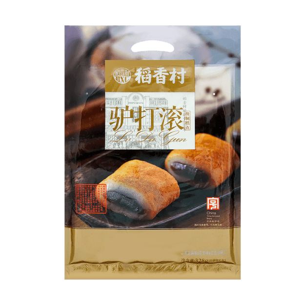 Product Detail - DXC Glutinous Rice Roll Mixed Flavor 328g - image  0