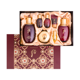 THE HISTORY OF WHOO Jinyulhyang Special Set 7 Pieces