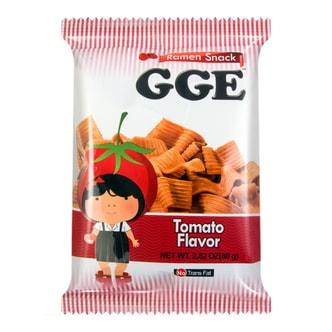 台湾维力 张君雅小妹妹 点心面 番茄味 80g
