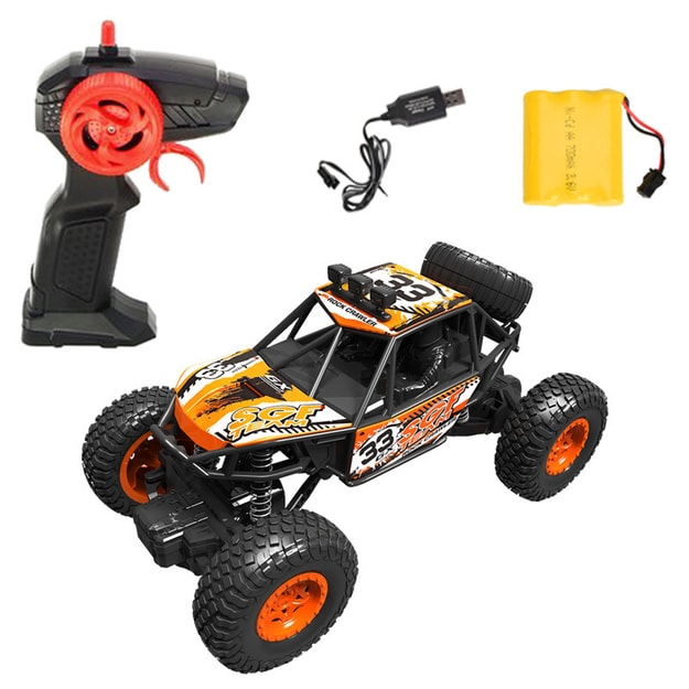 Product Detail - SANUO Rc Car Drift Off-Road Vehicle 1:20 Crawlers Remote Control Racing Electric Toys Radio Controlled Car Orange 1 pc - image 0
