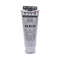 SHISEIDO 资生堂 UNO吾诺  黑炭清爽洗面奶  控油清爽型 130g