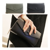 KOREA MAGZERO Crossbody and Clutch Mini Flap Bag Black [Free Shipping]