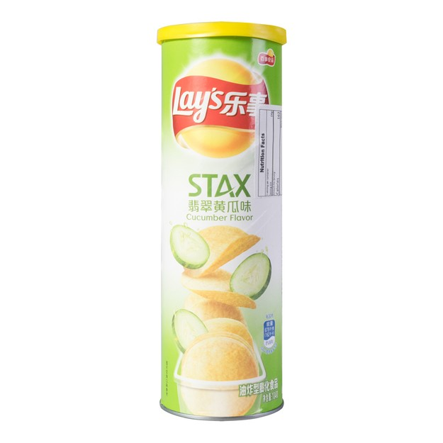 Product Detail - LAY\'S Stax Cucumber Flavor 104g - image 0