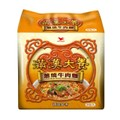 UNIF Instant Noodles-Chilli Beef Flavor 3pcs