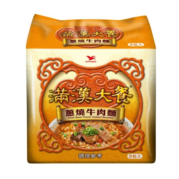 Product Detail - UNIF Instant Noodles-Chilli Beef Flavor 3pcs - image  0