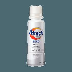 日本KAO花王 Attack Zero 浓缩型洗衣液 400g 抗菌除污