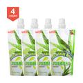 SHIRAKIKU Fruits Jelly Drink Aloe Flavor 150g * 4