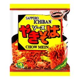 SAPPORO ICHIBAN Instant Chow Mein 102g