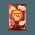 百事LAY'S乐事 薯片 飘香麻辣锅味 袋装 70g