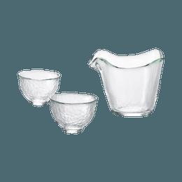 ISHIZUKA GLASS 石塚硝子||津轻Vidro 耐热酒具套装||1套