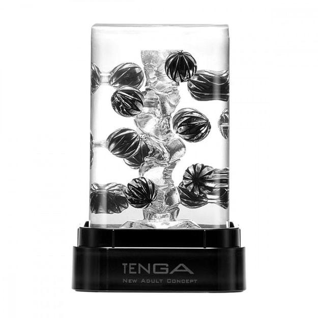 商品详情 - 日本 TENGA 进口飞机杯新品CRYSTA内雕颗粒 #球 - image  0