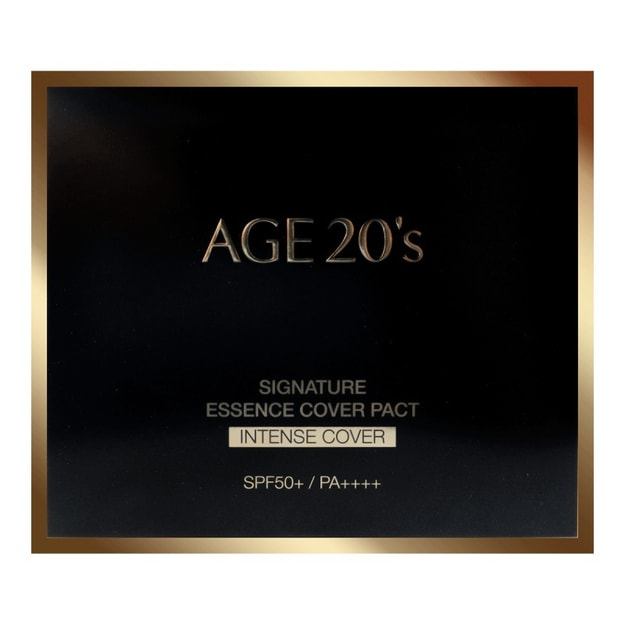 Product Detail - AGE20's Signature Essence Cover Pact Intense Cover #13 Light Beige - image 0