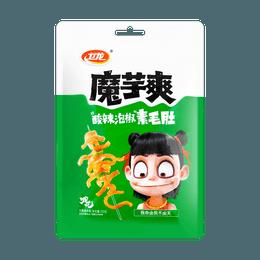 WEILONG Hot Konjac Hot & Sour Flavor 350g