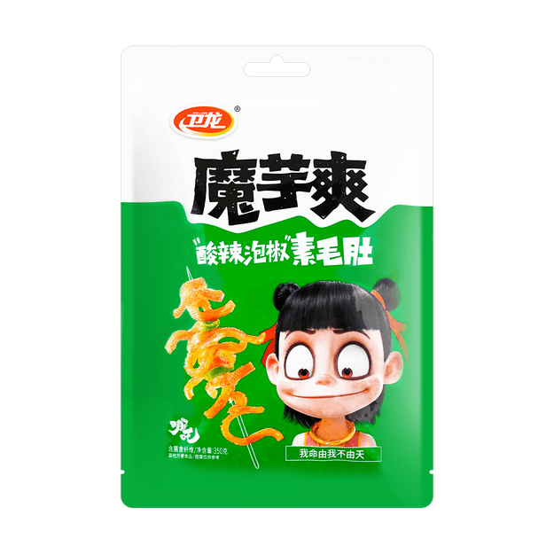 Product Detail - WEILONG Hot Konjac Hot & Sour Flavor 350g - image 0