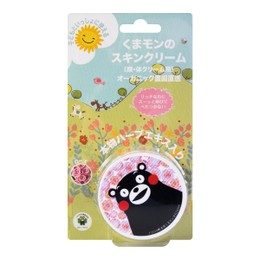 KUMAMON SKIN CREAM ROSE 35g